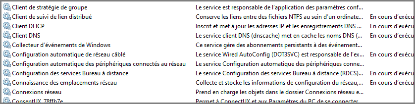 bannière services windows