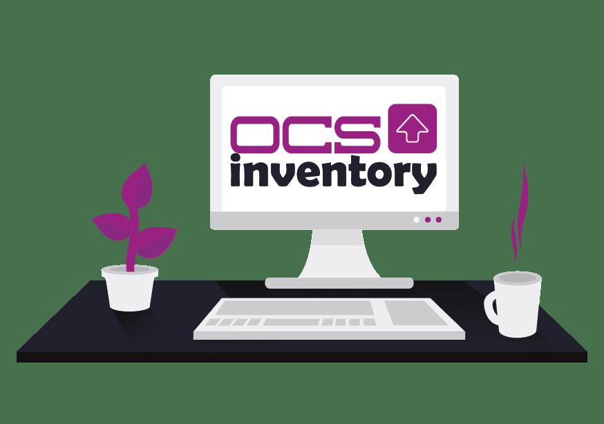 Logo OCS Inventory NG