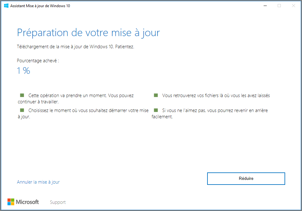 version 1809 de Windows 10